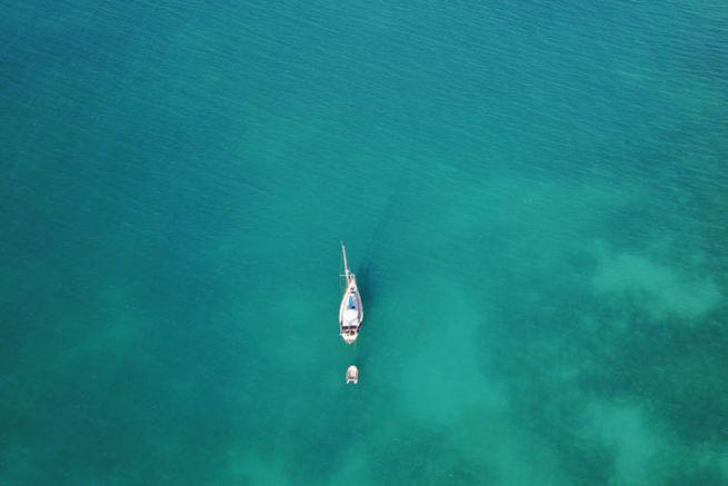 Blandine et Max à Barbuda