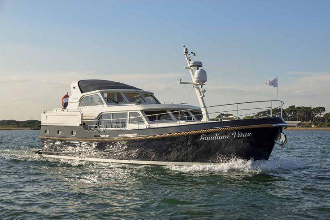 Les trawlers hollandais, particulièrement robustes, peuvent naviguer plus de 50 ans !