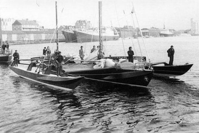 Manureva à Saint-Malo
