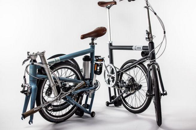 Ahooga, le vélo pliant ultra léger