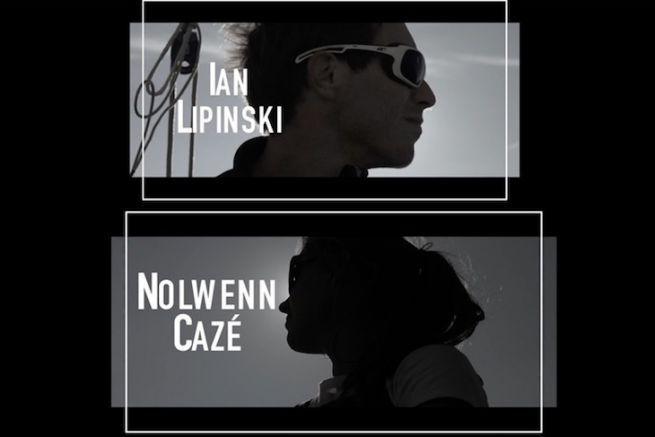 Ian Lipinski et Nolween Cazé se livrent sur la Mini-Transat