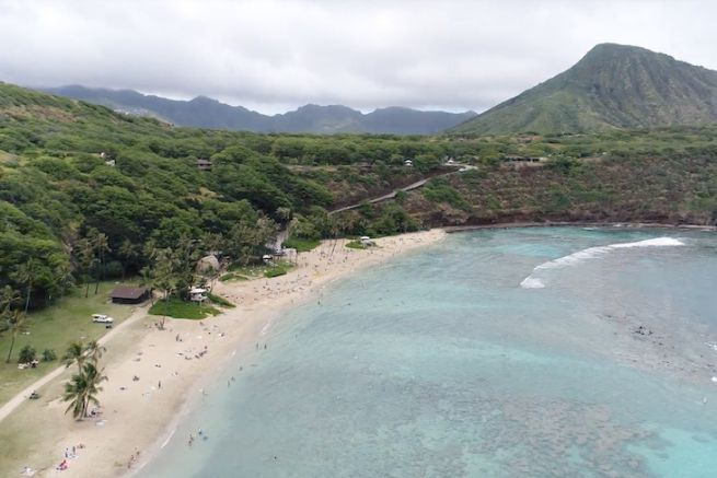 Découverte d'Hawaii et de sa chaleur pour l'équipage d'Under The Pole