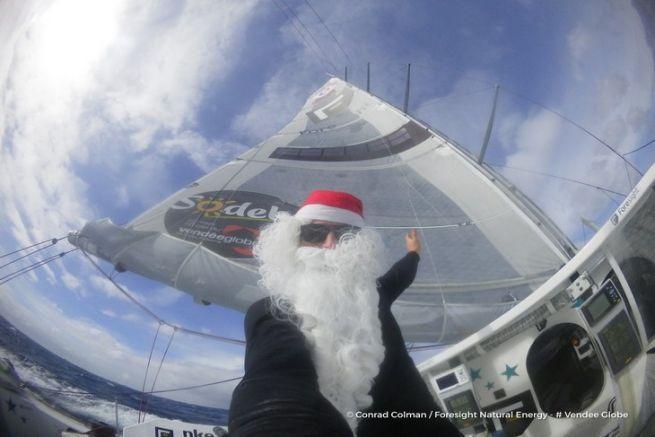 Joyeux Noël de la part de Conrad Colman