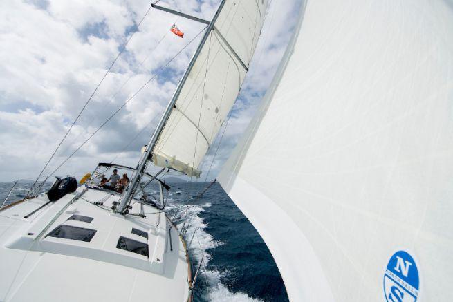 Voile en Nordac 3Di de North Sails